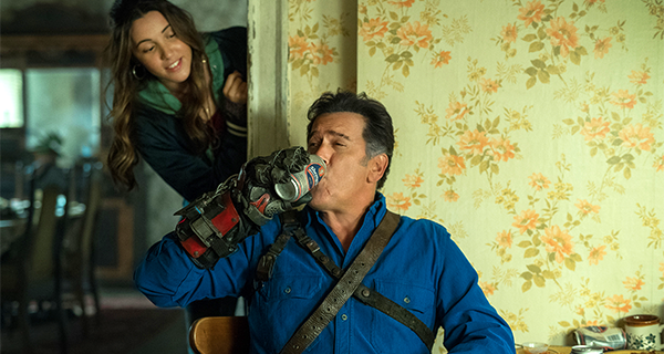 Ash vs Evil Dead, Season 3 Episode 6 review