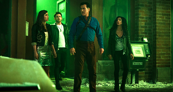 Ash vs Evil Dead, Season 3 Episode 8 review