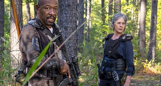 The Walking Dead episode 8.14 review