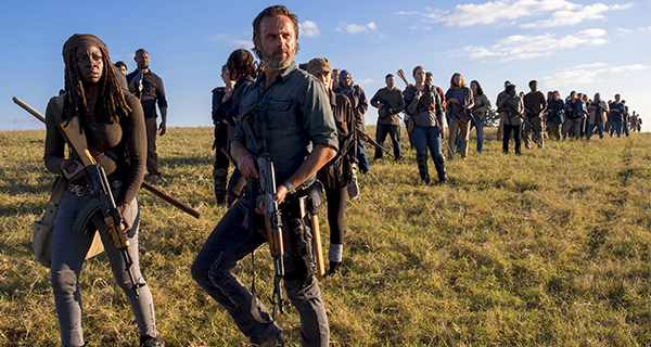 The Walking Dead episode 8.16 review