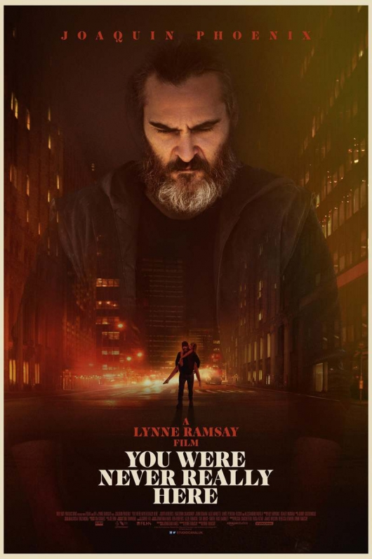 You Were Never Really Here poster