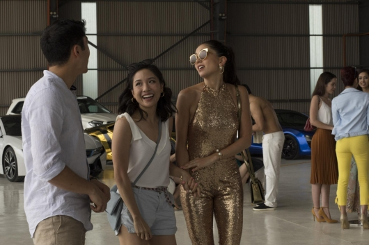 Crazy Rich Asians header