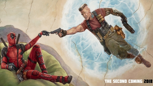 Deadpool 2 Second Coming