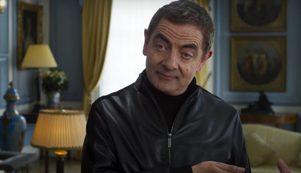 Official Trailer For 'Johnny English Strikes Again' Released