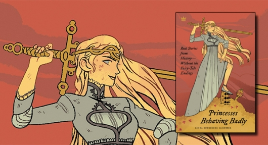 Princesses Behaving Badly banner