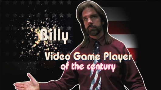 The King of Kong's Billy Mitchell