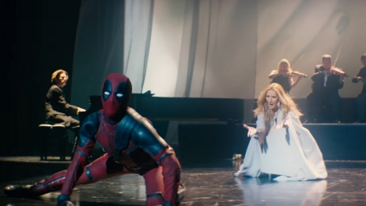 "Celine Dion's ""Ashes"" From Deadpool 2"