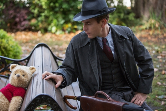Christopher Robin trailer header image