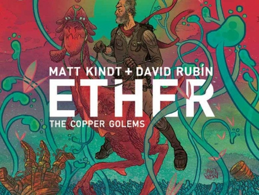 Ether: The Copper Golems #1 header