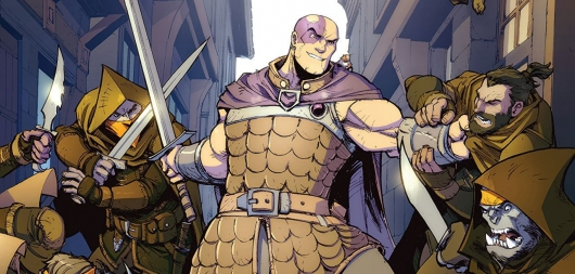 Dungeons & Dragons: Evil At Baldur's Gate #1 header