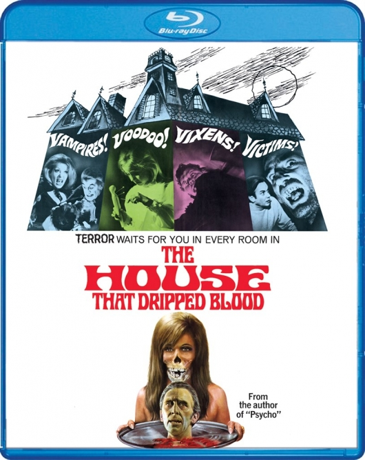 Blu-ray Review: The House That Dripped Blood