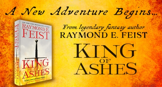 King Of Ashes Raymond E. Feist
