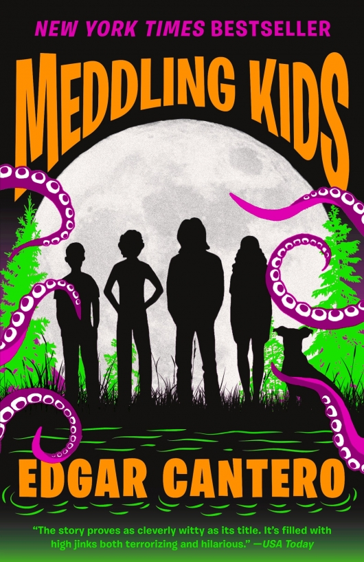 Meddling Kids Book Cover : Book review meddling kids a novel by edgar cantero