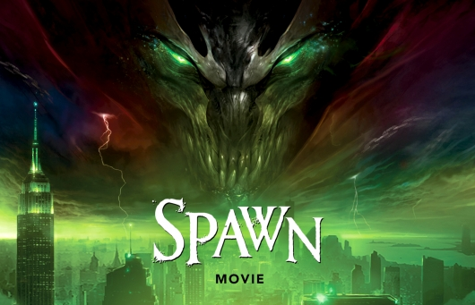 Jamie Foxx Spawn Movie Header Image
