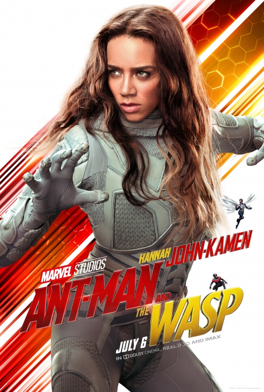 Ant-Man And The Wasp Ghost Poster
