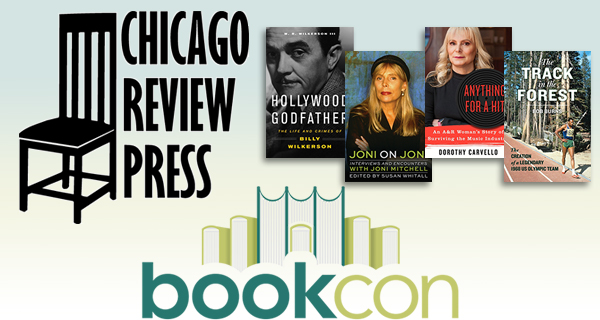BookCon 2018: Chicago Review Press