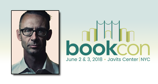 BookCon 2018: Chuck Palahniuk panel