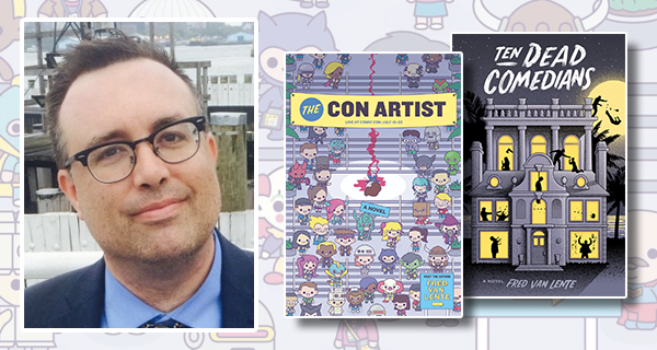BookCon 2018: Fred Van Lente interview