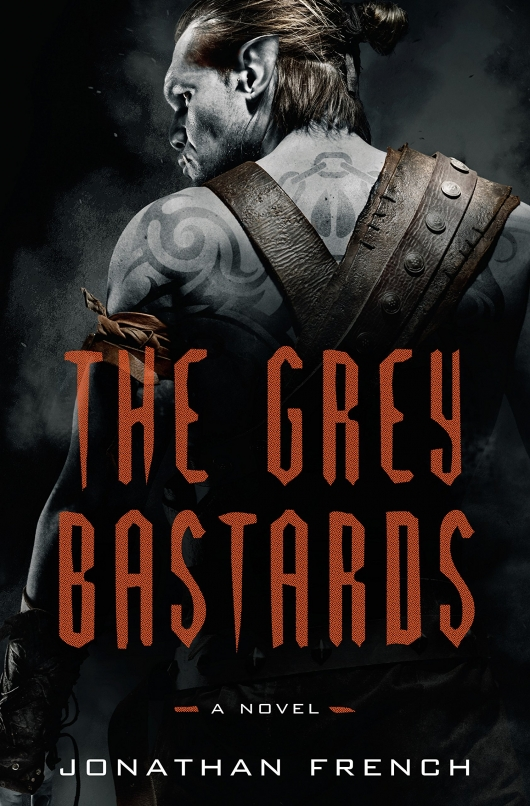 The Grey Bastards book cover