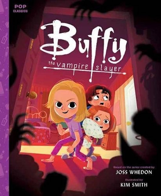 Buffy Picture Book