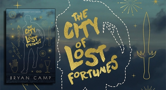 City of Lost Fortunes book banner