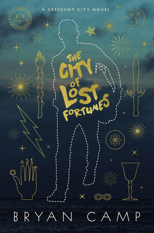 City of Lost Fortunes cover