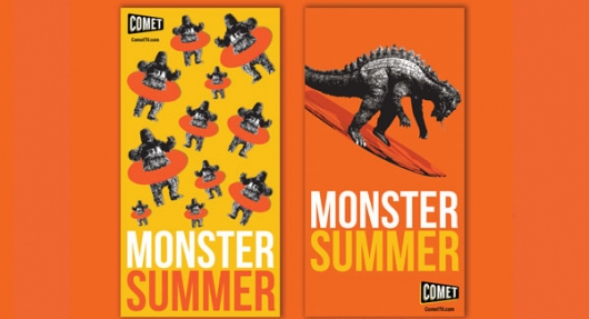 COMET TV Monster Summer Giveaway 2018
