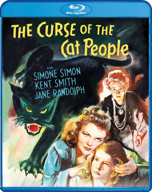 Blu-ray Review: The Curse of the Cat People Cover Art