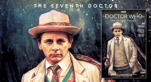 Doctor Who: The Seventh Doctor #1 banner