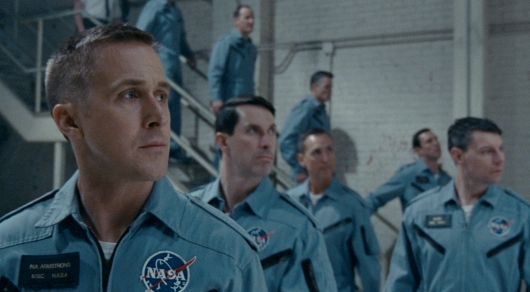 First Man Starring Ryan Gosling
