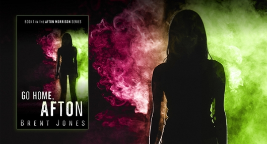Go Home, Afton book cover banner Afton Morrison