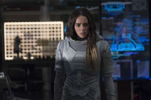 Hannah John-Kamen as The Ghost in Ant-Man And The Wasp