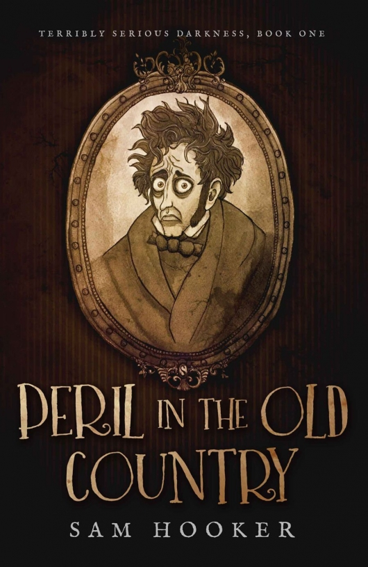 Peril In The Old Country banner cover