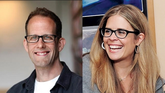 Pete Docter and Jennifer Lee, Pixar and Walt Disney Studios Animation