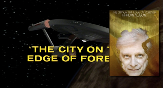 Harlan Ellison Star Trek City On The Edge of Forever