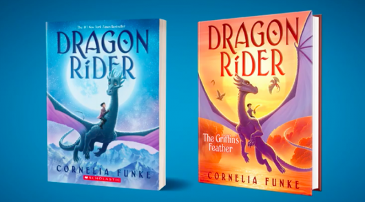 Dragon Rider The Griffin's Feather Cornelia Funke