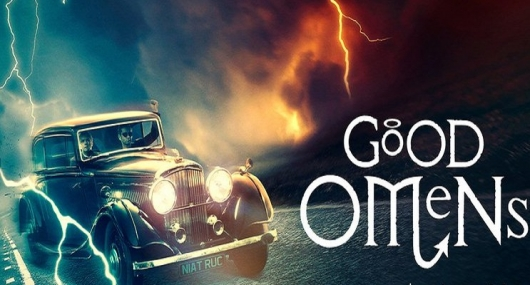 Good Omens Header Image