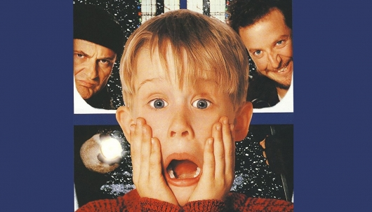 Home Alone Header Image