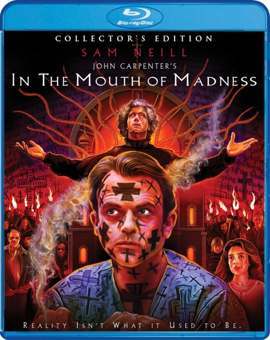 Blu-ray Review: In the Mouth of Madness (Collector's Edition) Cover Art