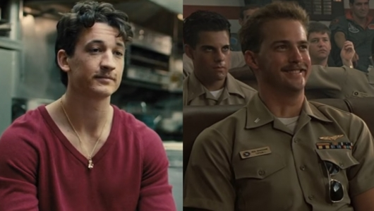 Miles Teller To Play Son Of Goose In Top Gun 2
