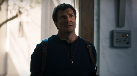 Nathan Fillion As Nathan Drake In Uncharted Fan Film
