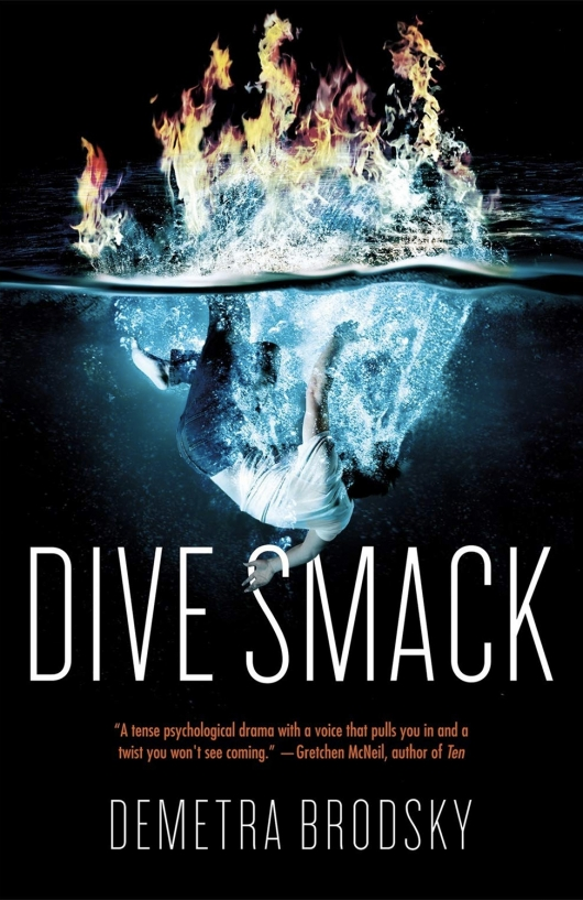 Dive Smack book cover