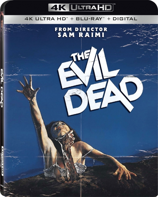 The Evil Dead 4K Ultra Combo Pack