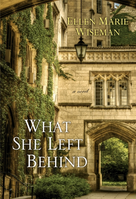 What She Left Behind book cover