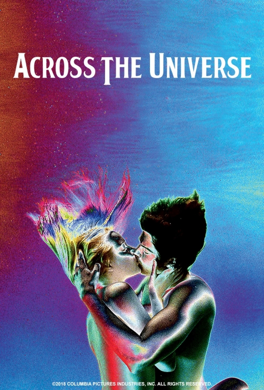 Across The Universe movie poster 2018