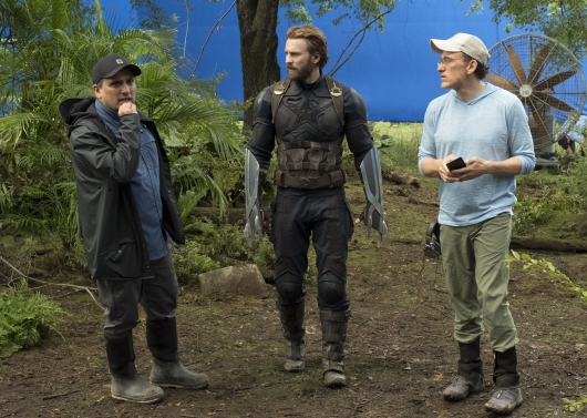 Anthony and Joe Russo to Direct Cherry After Avengers 4