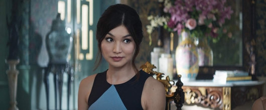 Crazy Rich Asians starring Gemma Chan