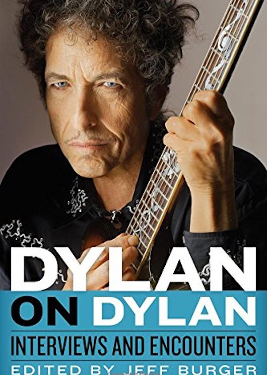 Dylan on Dylan cover