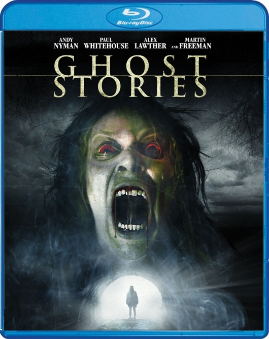 Blu-ray Review: Ghost Stories Cover Art