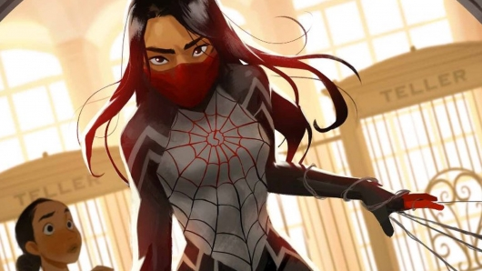 Silk Spider-Man